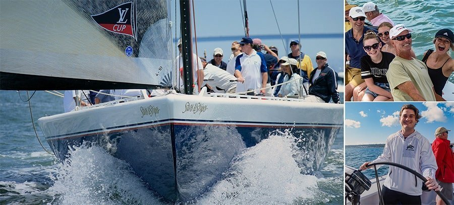 San Diego Private Sailing Tours